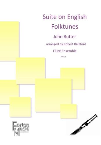 SUITE ON ENGLISH FOLK SONGS (score & parts)