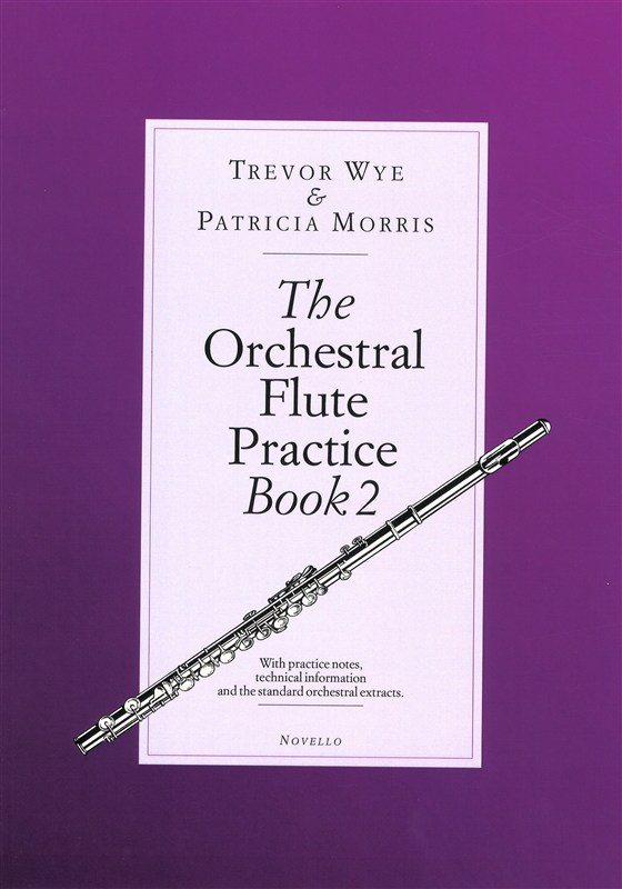 THE ORCHESTRAL FLUTE PRACTICE Book 2