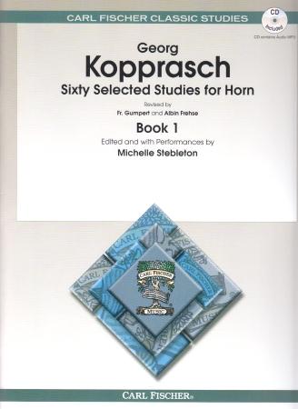 60 SELECTED STUDIES Book 1 + CD