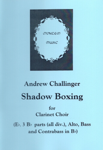 SHADOW BOXING score & parts