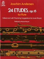 24 ETUDES Op.15