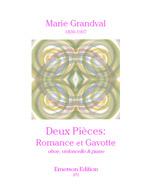 DEUX PIECES: Romance, Gavotte