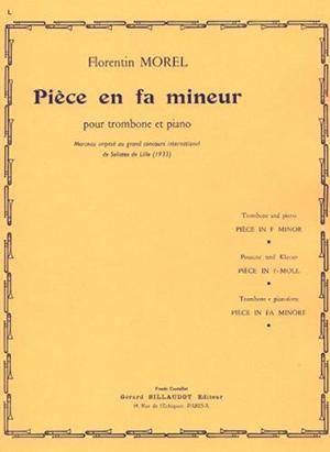 PIECE in F minor