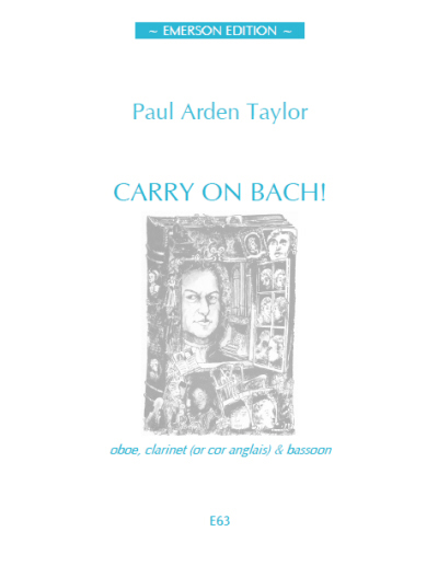 CARRY ON BACH!
