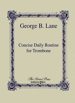 CONCISE DAILY ROUTINE