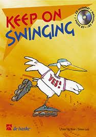 KEEP ON SWINGING + CD afro, latin & other grooves