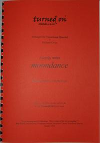 MOONDANCE score & parts