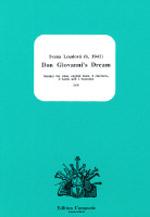 DON GIOVANNI'S DREAM
