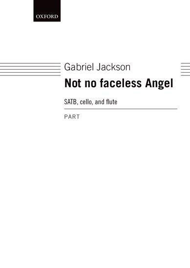 NOT NO FACELESS ANGEL Cello Part