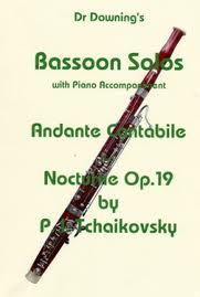 ANDANTE CANTABILE & NOCTURNE Op.19