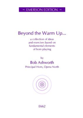 BEYOND THE WARM UP... (A4 Edition)