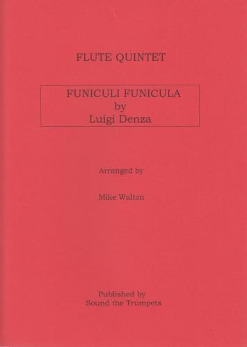 FUNICULI FUNICULA score & parts