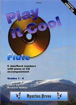 PLAY IT COOL + CD 6 jazz/rock numbers