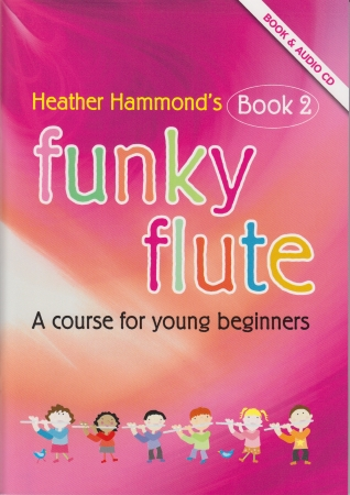 FUNKY FLUTE Book 2 + CD