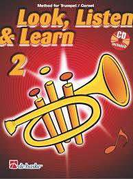 LOOK, LISTEN & LEARN Book 2 + CD