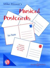 MUSICAL POSTCARDS + CD with chord symbols