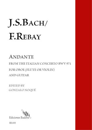 ANDANTE from the Italian Concerto BWV971