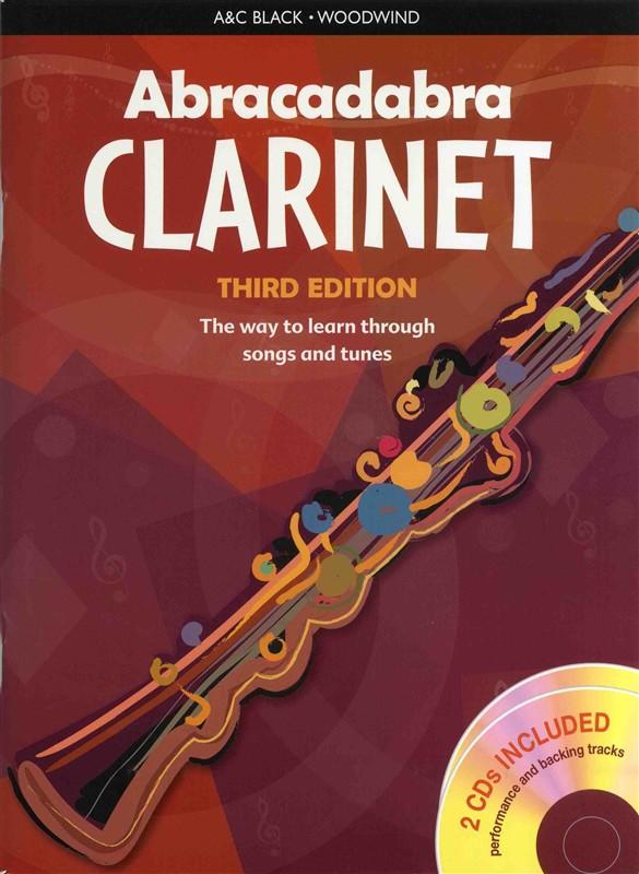 ABRACADABRA CLARINET + 2 CDs (3rd Edition)