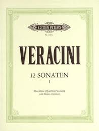 12 SONATAS Op.1 Volume 1