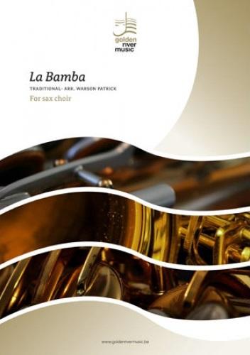 LA BAMBA (score & parts)