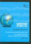 WINNER SCORES ALL for Treble Brass + CD