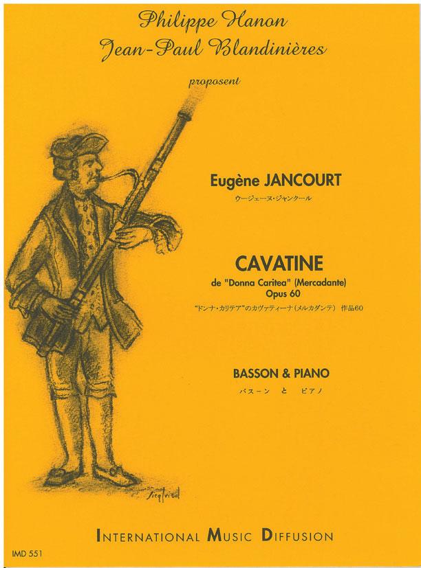 CAVATINE de Donna Caritea (Mercadante) Op.60