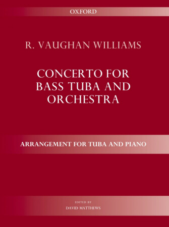 CONCERTO FOR BASS TUBA