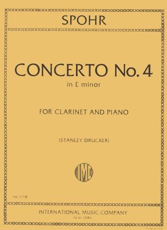 CONCERTO No.4 in E minor