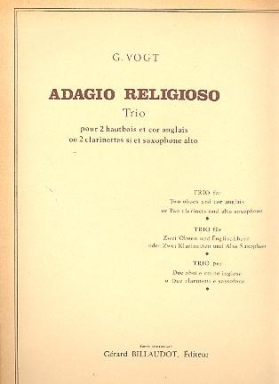 ADAGIO RELIGIOSO
