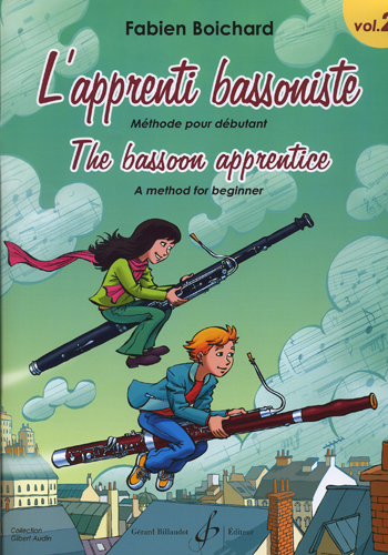 THE BASSOON APPRENTICE Volume 2