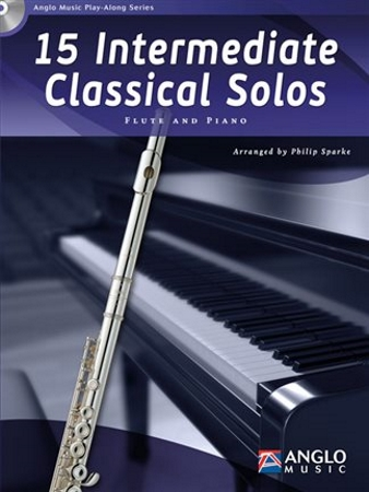 15 INTERMEDIATE CLASSICAL SOLOS + CD