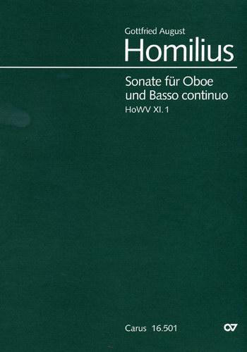 SONATA in F major HoWV XI.1
