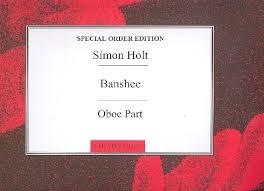 BANSHEE (1994) oboe part