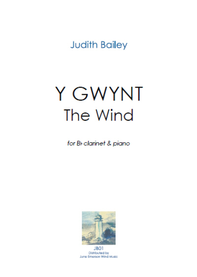 Y GWYNT (The Wind) Op.57
