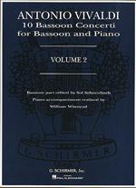 10 BASSOON CONCERTI Volume 2