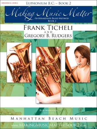 MAKING MUSIC MATTER Book 2 Euphonium (bass clef)