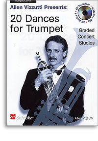 20 DANCES for Trumpet + CD