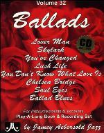 BALLADS Volume 32 + CD