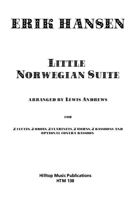 LITTLE NORWEGIAN SUITE